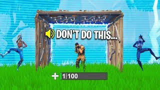 When Fortnite Pros Bully Noobs! #2