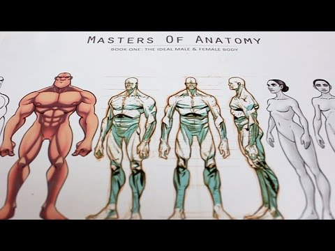 Book Review: Masters of Anatomy