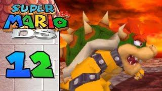 Super Mario 64 DS ITA [Parte 12 - Bowser nel Lago di Lava]