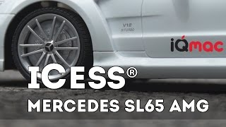Обзор iCess® - MERCEDES SL65 AMG