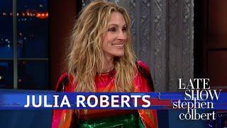 A Julia Roberts-Lucas Hedges