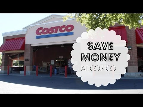 How to save money at Costco!
