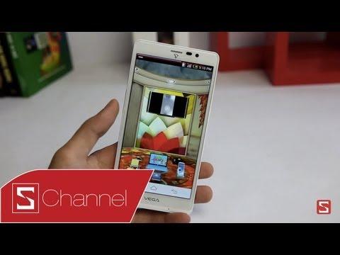 Schannel - Giao diện 3D Home trên các thiết bị Android - CellphoneS