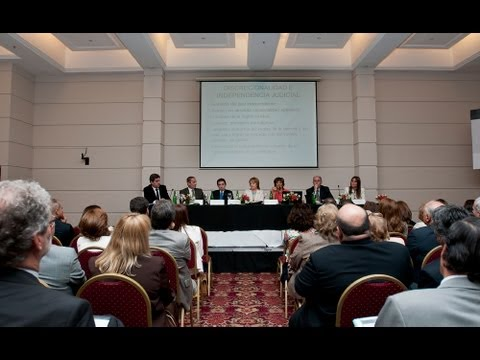 Quinta Conferencia Nacional de Jueces: Panel L�mites de la discrecionalidad judicial