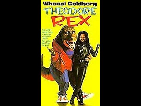 Opening To Theodore Rex 1996 VHS