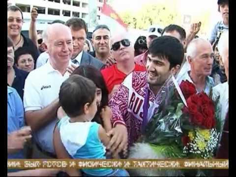 Олимпийский чемпион Тагир Хайбулаев вернулся в Самару