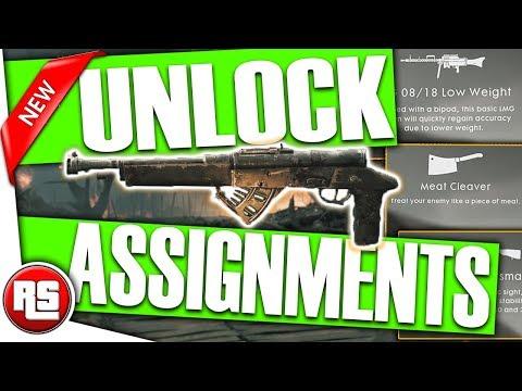 Apocalypse DLC Weapon Assignments! (How to unlock new weapons!) Battlefield 1 apocalypse dlc