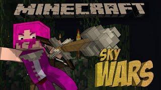 Minecraft SKYWARS Ft. MunchingBrotato, Ross, and Lilshortysgs!