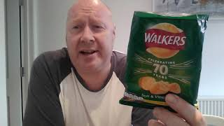 Not a review but a tip. Salt and Vinegar Crisps with nuts