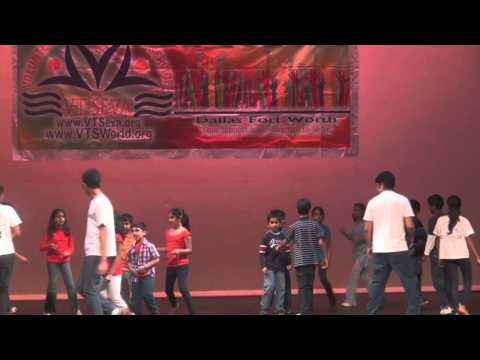 Kids Dancing To An English Song :  Tarangani By Vtseva Volunteering Together video