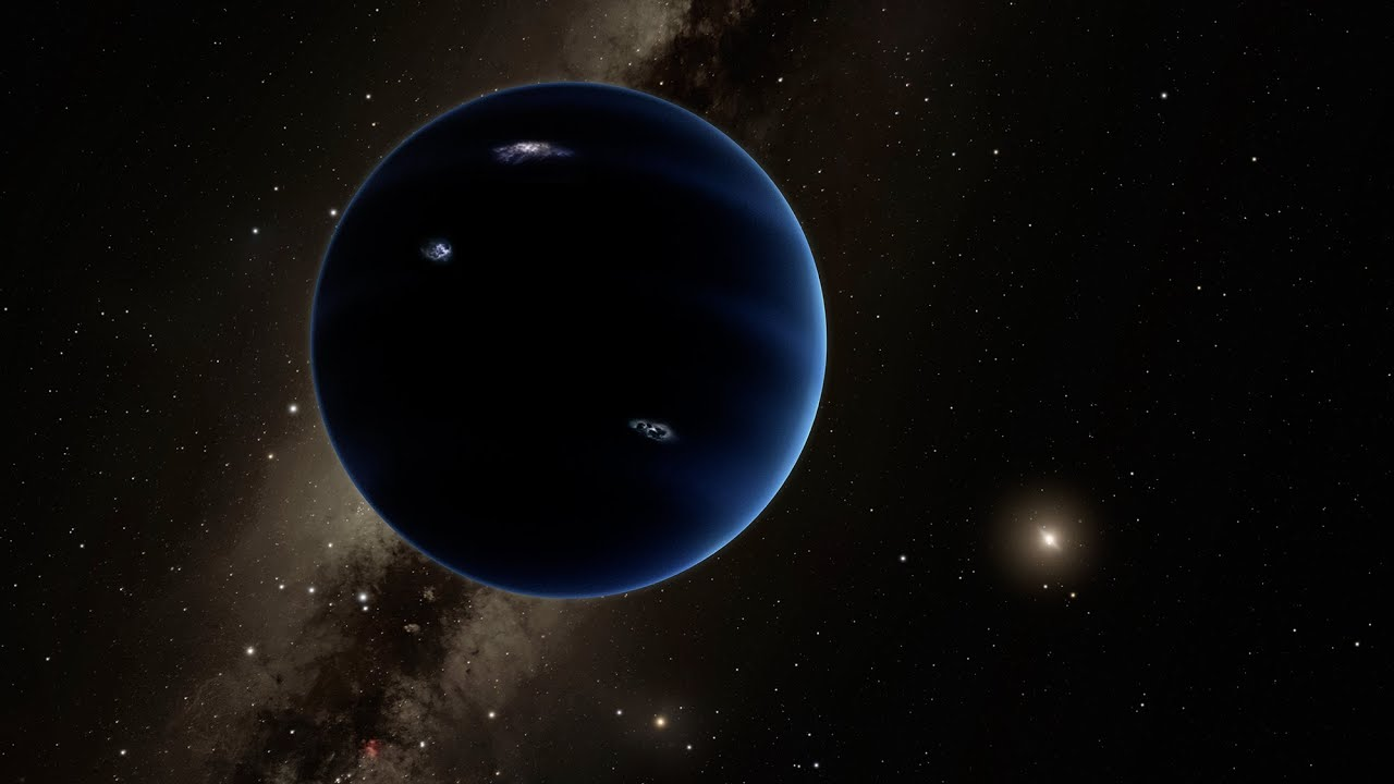 Scientists Think They Have Evidence Of A 9th Planet!