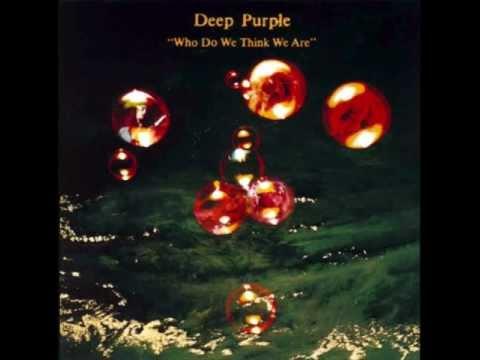 Deep Purple - Rat Bat Blue