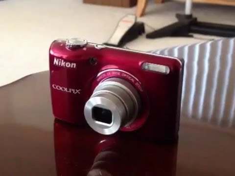 Nikon CoolPix L26   HD Unboxing and Review
