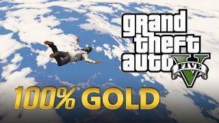 GTA 5 - Dom Todas as Missões Walkthrough (GTA 5 100% Gold Medal)