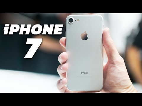IPhone 7 Hands-On!