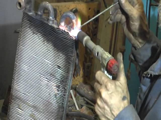 Ремонт теплообменника газового котла своими руками 47