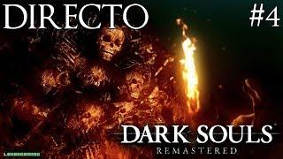 Dark Souls Remastered - Directo #4 - Español - Nito - El Rey del Cementerio - Nintendo Switch