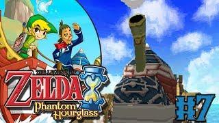 Camino a la Isla del Viento #07 - The Legend of Zelda: Phantom Hourglass | Derzer