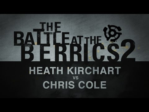 Heath Kirchart Vs Chris Cole: BATB2 - Round 3