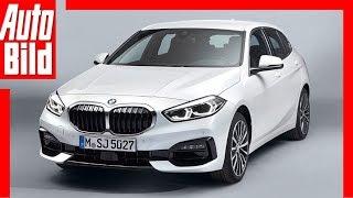 BMW 1er (2019): Neuvorstellung - Design - Abmessungen - Infos