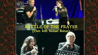 So Hyang Vs Charice - Battle Of The Prayer (Duet with Michael Bolton)