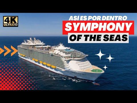 Symphony of the Seas Tour - Royal Caribbean