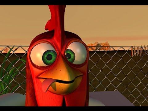 El gallo Pinto (HD) - Canciones de la Granja 1