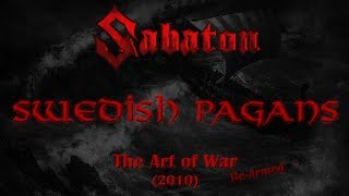 Watch Sabaton Swedish Pagans video