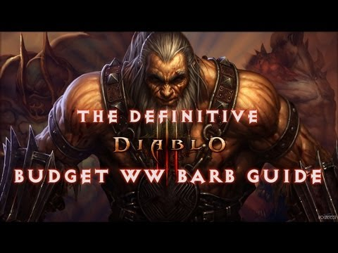 The Definitive Diablo 3 Budget Whirlwind Barbarian Guide