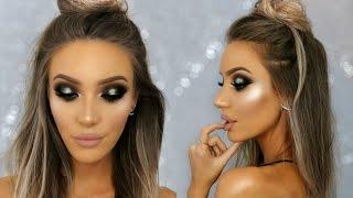 Black Diamond Makeup Tutorial | STEPHANIE LANGE