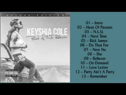 Keyshia Cole – Point Of No Return Full Album video