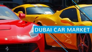 Car Auction & Auto Market Dubai - Exotic, regular & classic cars