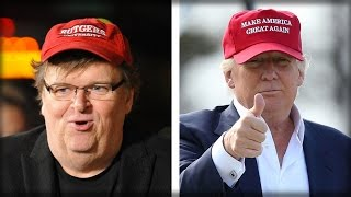 MICHAEL MOORE JUST BROUGHT EVERY LIBERAL TO THEIR KNEES WITH THIS EPIC RANT PROVING TRUMP WILL WIN