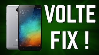Redmi Note 3 Volte Fix - How-to Guide - Works On All Xiaomi Phones [HINDI]
