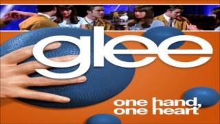 Watch Glee Cast One Hand One Heart west Side Story video