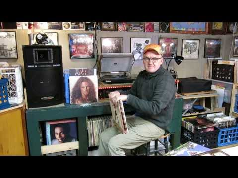 Curtis Collects Vinyl Records: The Nuge - Ted Nugent - Bound And Gagged video