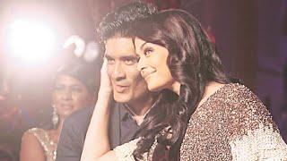 Aishwarya Rai Bachchan for Manish Malhotra and Kangana Ranaut on Day 5 of AICW
