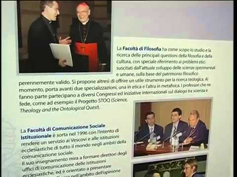 Pontifical University of the Holy Cross Rome  XXVth Anniversary Celebration