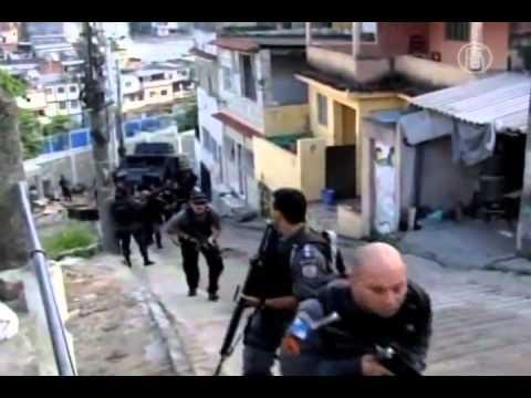 Río de Janeiro contra el narcotráfico
