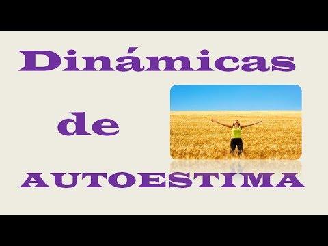 Dinamicas De Autoestima