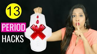 13 Period Hacks That Every Girl Must Try | ShrutiArjunAnand