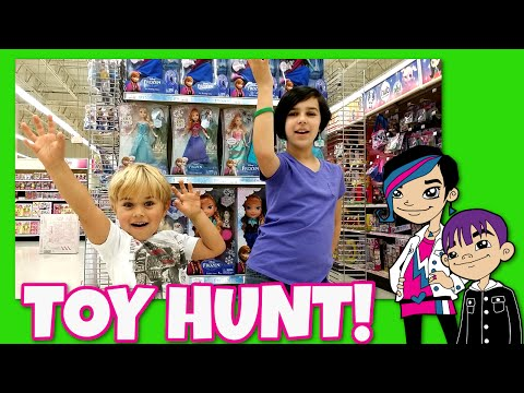 Toy Hunt - My Little Pony, Minecraft, Frozen, Monster High, Shopkins and More!