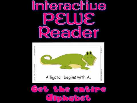 PECS Reading Alphabet Focus for Teaching early childhood education