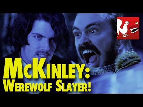 McKinley: Werewolf Slayer! – RT Shorts 4K