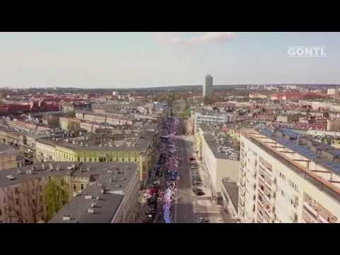 Marsz Dla Życia W Szczecinie 2018 - GONTI 4K