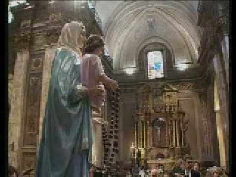 Virgen del Rosario de San Nicolas – Comunidad de Oración Jesus Pan de Vida – Padre Fernando Abraham
