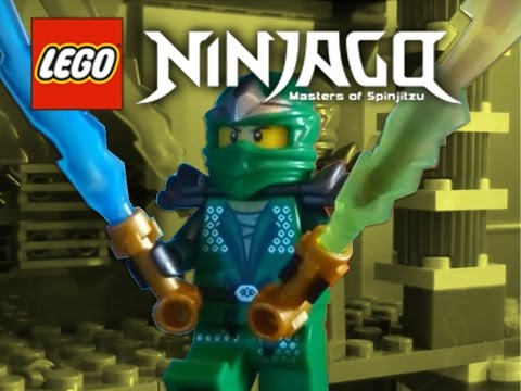 LEGO Ninjago The Rise of the Golden Ninja Part 1 1000 SUBSCRIBERS