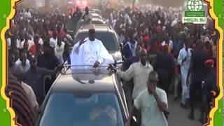 L'intégralité de la Visite du President Macky Sall à Touba
