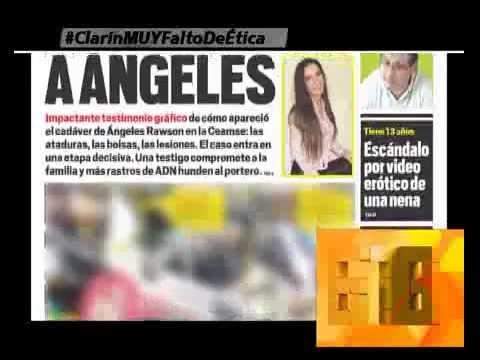 EL MORBO DEL CASO ANGELES Y LA ESCANDALOSA TAPA DE MUY - 28-06-13