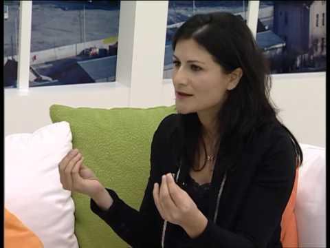 Mjeku ne Studio 07 Nentor 2012  Dr Goksu Goc Spitali Amerikan Prishtine